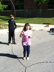 We love Skipping!