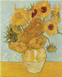 van-gogh-sunflowers