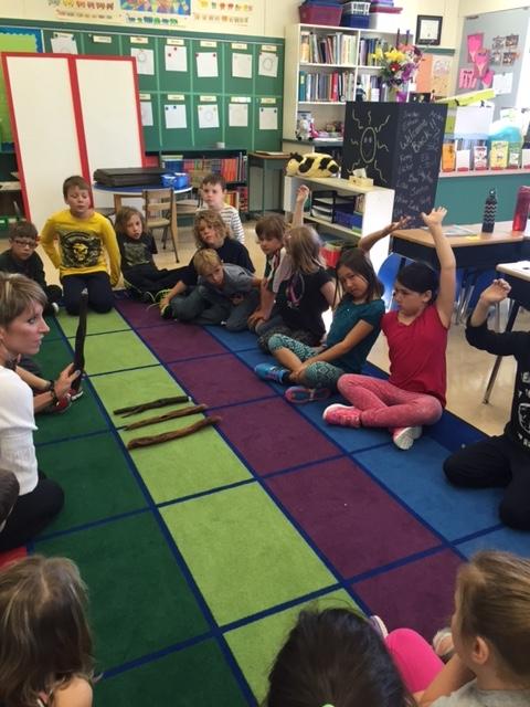 Talking Stick Class 2
